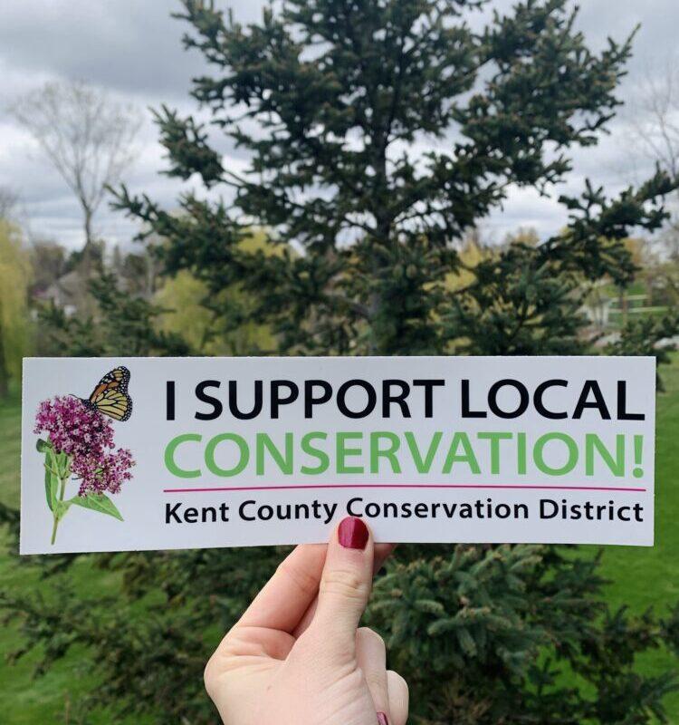 Conservation Bumper Sticker